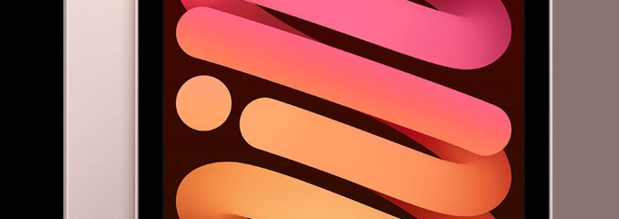 Apple iPad mini pink